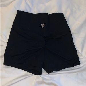Gymshark Shorts - TYC scrunch booty shorts